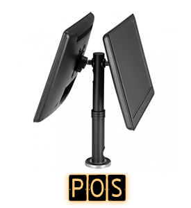 POS Mounts Point of Sale Mounts for Monitors and Tablets