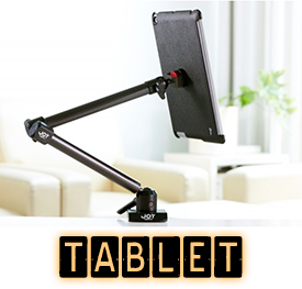 Mobile Mounts - Tablet Mounts and Phone Mounts for your Home, Office, and Vehicle