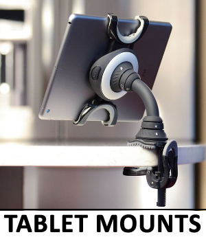 Tablet Mounts and Tablet Stands