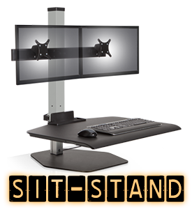 Sit Stand Workstations Sit Stand Desks