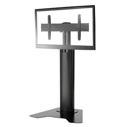 Fusion Large Lcd Floor Stand Height Adjustable For 40 To