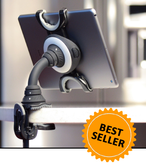 Universal Tablet Mount - The Lynx Clamp Mount by Octa
