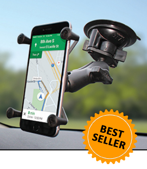 Suction Cup Phone Mount