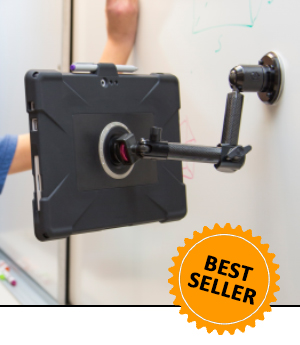 Universal Tablet Mount, Wall Mount and Under Cabinet Mount