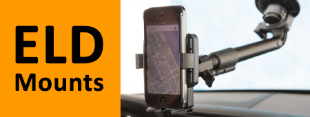 ELD Mounts - Phone and Tablet Mounts for your ELD - Electronic Logging Devices